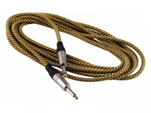 Kabel instrumentalny ROCKCABLE 30205 TC GD (5,0m)