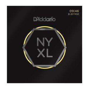 Struny D'ADDARIO NYXL Nickel Wound (09-46)