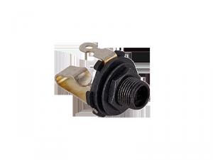 Gniazdo jack mono MEC 50111 (BK)