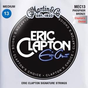 Struny do akustyka MARTIN E. Clapton MEC13 (13-56)