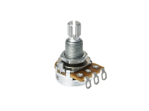 Potencjometr mini ALPHA 500K audio M8 (std)