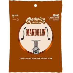 Struny do mandoliny MARTIN M465 (11-40)