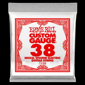 Pojedyncza struna ERNIE BALL Nickel Slinky 038w