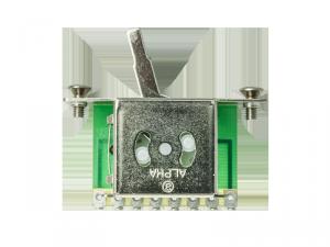 Przełącznik ślizgowy 5-pozycyjny ALPHA