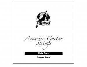 Struna do gitary akustycznej FRAMUS 010