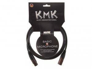 Kabel mikrofonowy KLOTZ KMK - XLR-XLR (3,0m)
