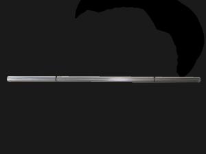 Progi JESCAR FL45100 (18% nickel-silver, 60cm)