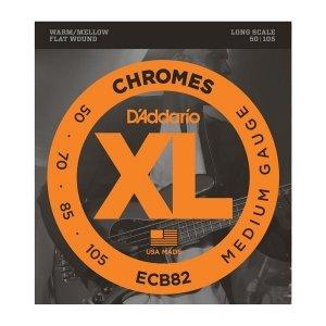 Struny D'ADDARIO Chromes ECB82 (50-105)