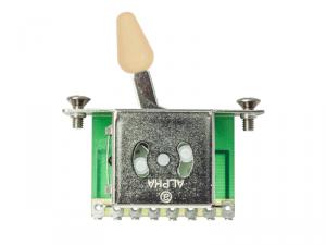 Przełącznik ślizgowy 5-pozycyjny ALPHA 5 (IV)