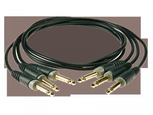 KLOTZ PP-JJ0015, złączka patch 15cm (3szt.)