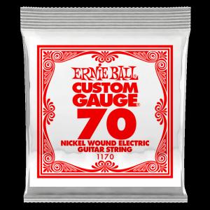 Pojedyncza struna ERNIE BALL Nickel Slinky 070w