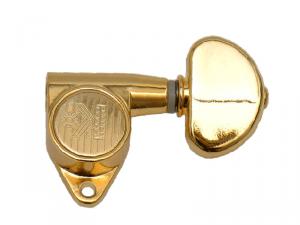 Klucze do gitary KLUSON Roundbacks MG33 (GD, 3+3)