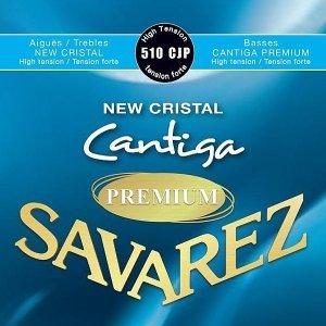 Struny do klasyka SAVAREZ Cantiga Premium 510 CJP