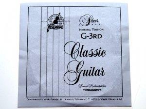 Struna do gitary klasycznej FRAMUS G3 High