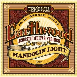 Struny do mandoliny ERNIE BALL 2067 (9-34)