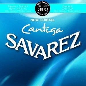 Struny do klasyka SAVAREZ Cantiga 510 CJ