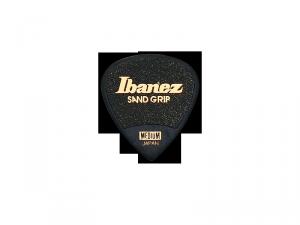 Kostka IBANEZ Grip Wizard Sand 0,8mm (BK)