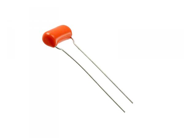 Kondensator foliowy ORANGE DROP 0,001uF (715P)
