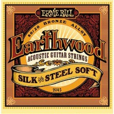 Struny ERNIE BALL EB 2045 (11-52) 80/20 Bronze