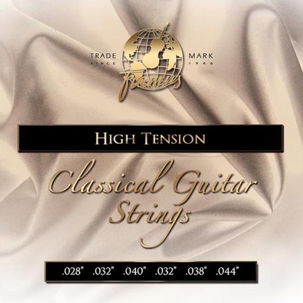 Struny do gitary klasycznej FRAMUS 49350 (hard)