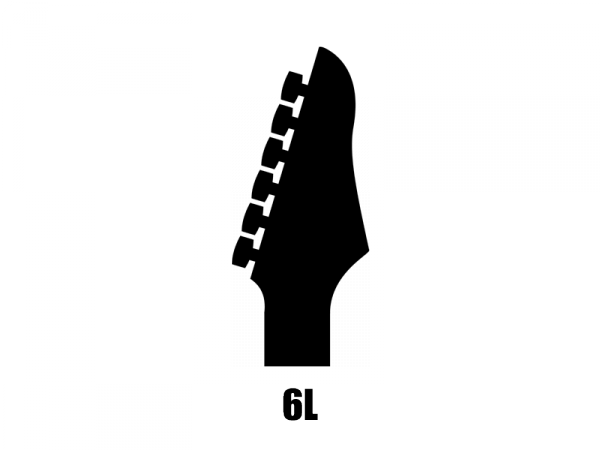 Klucze do gitary GROVER Mini Roto 205 (GD,6L)