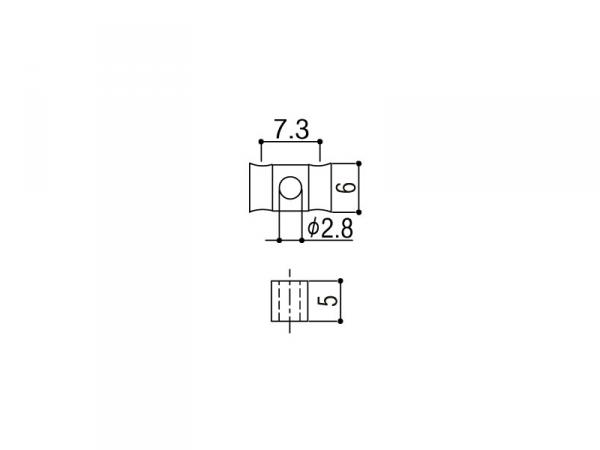 Docisk strun GOTOH RG130 (GD)