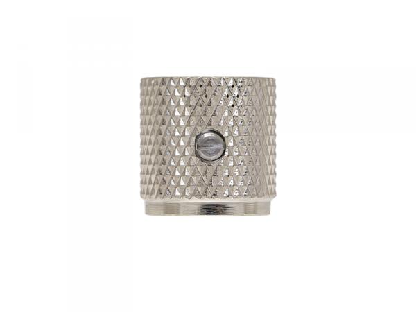 Gałka metalowa na śrubkę HOSCO MK-19F (N)