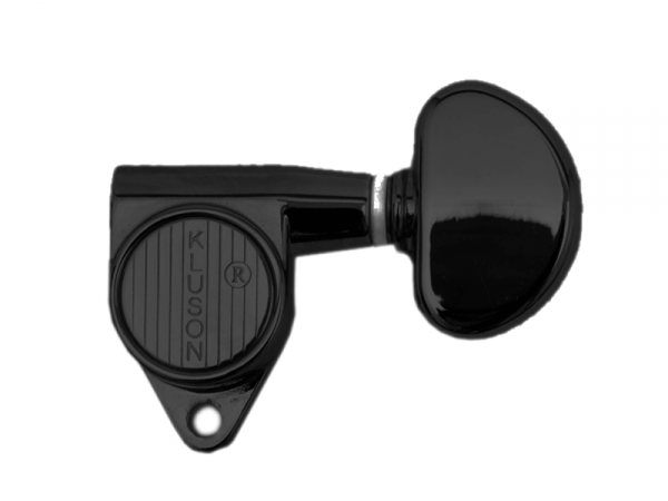 Klucze blokowane KLUSON MLG33 Top Lock (BK, 3+3)