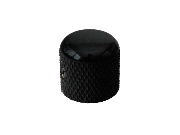 Gałka metalowa GOTOH VK1-19 (BK)