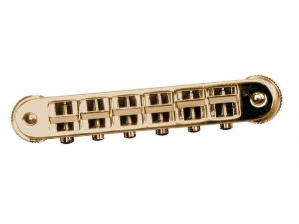 Mostek tune-o-matic TONEPROS TP6 4,2mm (GD)