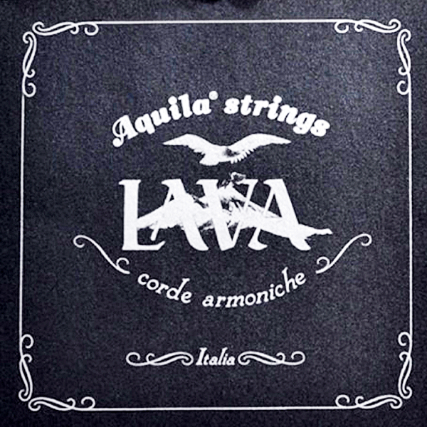 Struny do Ukulele AQUILA Lava Concert HighG