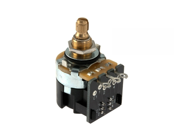 Potencjometr push-pull CTS 500K audio (std)