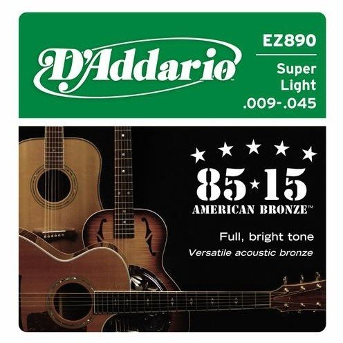 Struny D'ADDARIO EZ890 (9-45)