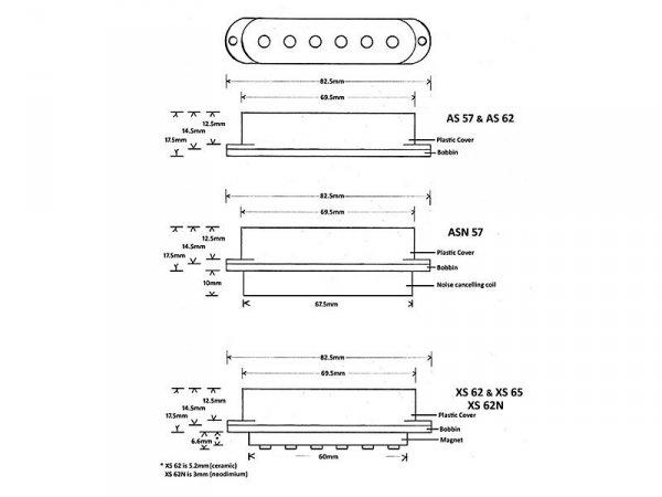 ENTWISTLE XS62N Hot (WH, neck)