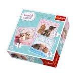 Trefl 3w1 Sweet&Lovely Słodkie kotki