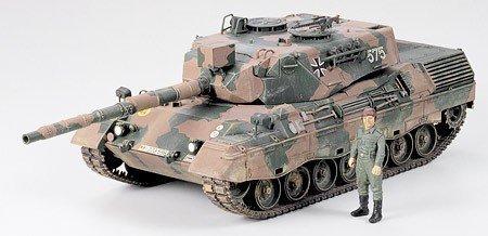 Tamiya Model plastikowy West German Leopard A4