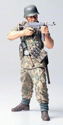 Tamiya WWII German Infantryman Elite