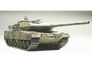 Tamiya Leopard 2 A6 Main Battle Tank
