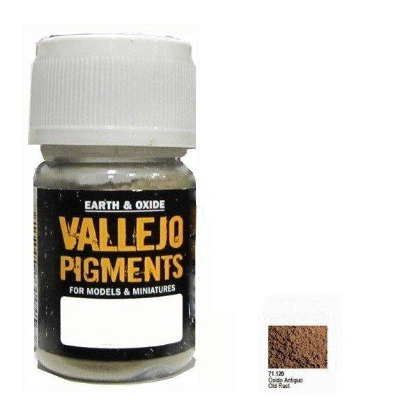 Vallejo Pigment Old Rust
