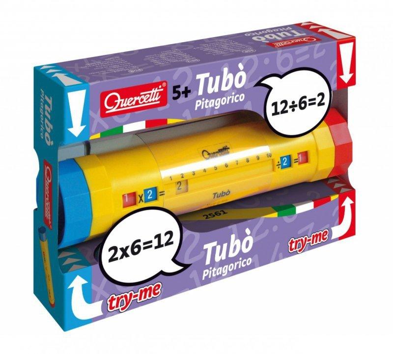 Quercetti Tuba do nauki tabliczki mnożenia