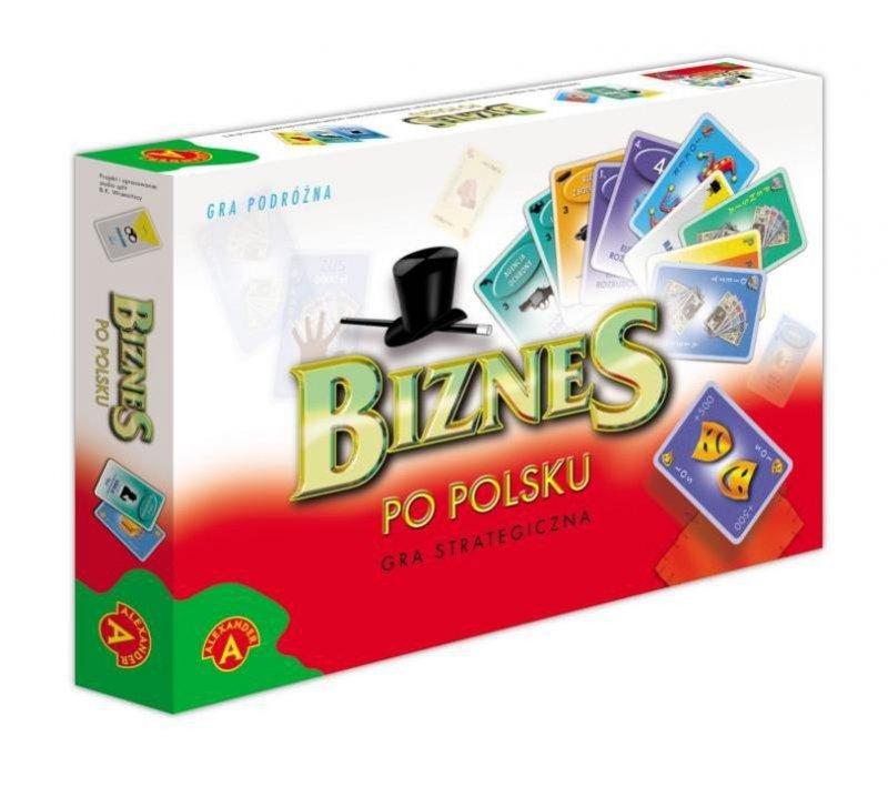 Alexander Gra Biznes Po Polsku Travel