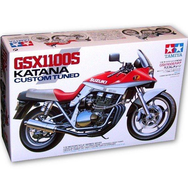 Tamiya Suzuki GSX 1100 S Katana Custom