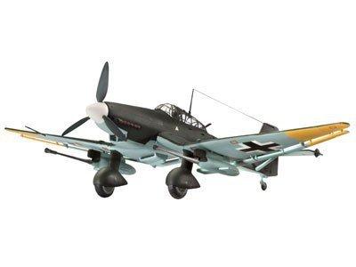 Revell REVELL Junkers Ju 87 G/D Tank Buster