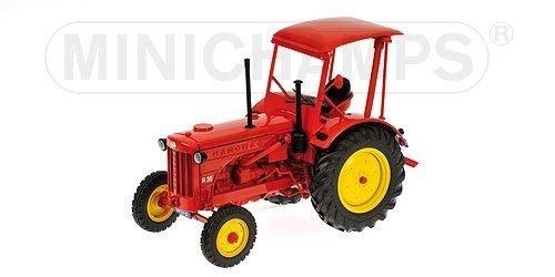 MINICHAMPS MIICHAMPS Hanomag R35 Fa rm Traktor