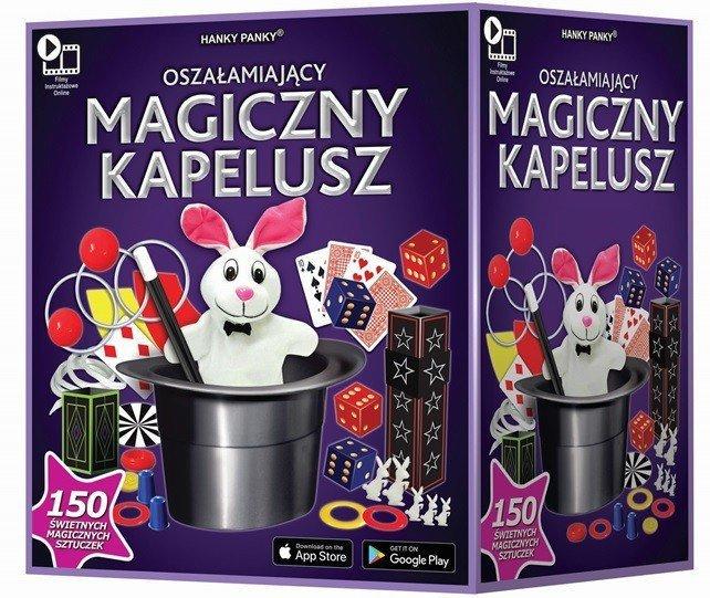 Cartamundi Sztuczki magiczne Hanky Panky Magiczny kapelusz