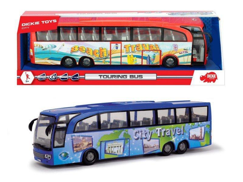 Dickie Autobus turystyczny, 2 rodzaje