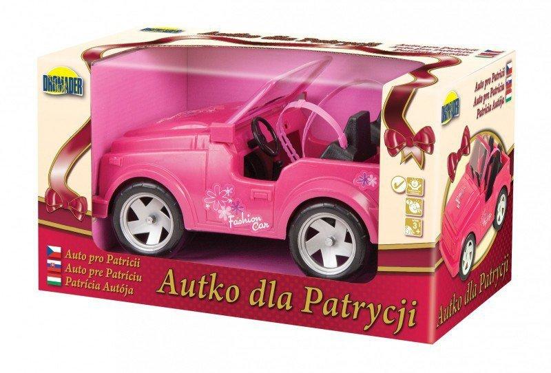 Dromader Autko dla Patrycji - Pudełko