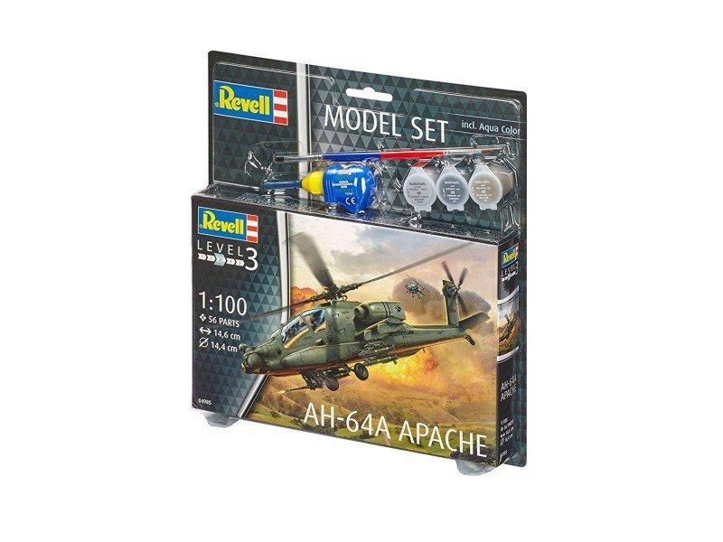 Revell Model set AH-64A Apache