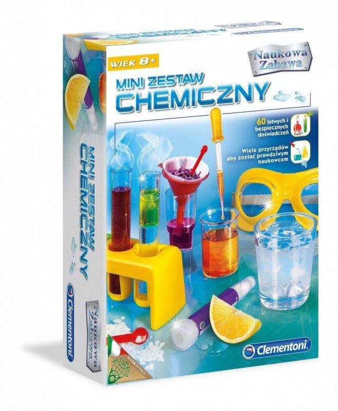 Clementoni Mini Zestaw Chemiczny