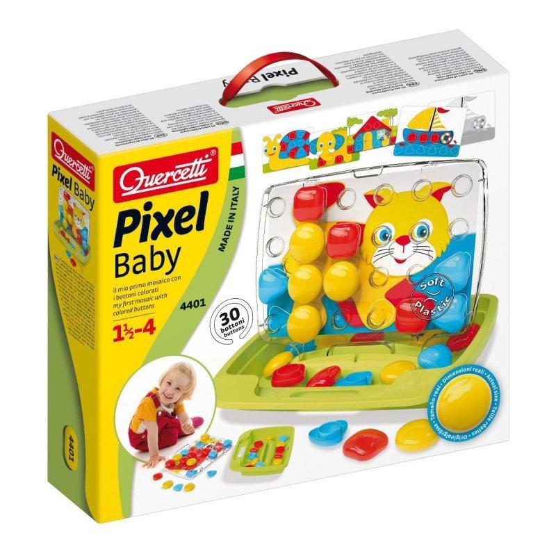 Mozaika Pixel Baby Basic 30 elementów